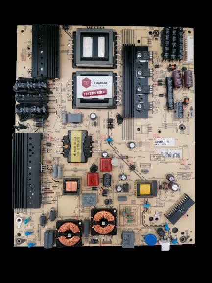 23216440 VESTEL, 23216440, 23216441, 23205051, 17PW03-9, 17PW03, 250714, POWER BOARD, BESLEME KARTI, GÜÇ KARTI, VES650UDEA-3D-S01, VESTEL SMART 65FA7500 65 LED TV, VESTEL 65PF7575