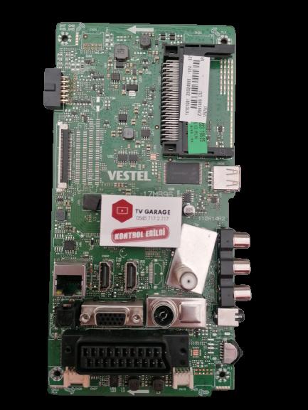 23324890 VESTEL, 23324890, 23324848, 17MB96, 110814R2, MAİNBOARD, ANAKART, ŞASE, VES315UNDS-2D-N11, 10101931, SEG 32SC7690F, SEG 32SC7690F FULL HD SMART UYDU HD LED TV