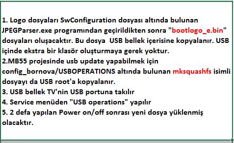 Boot-Up-Logo-Yukleme-6 VESTEL, 17MB55, YAZILIM, YÜKLEME, TALİMATI, MAİNBOARD, ANAKART, ŞASE