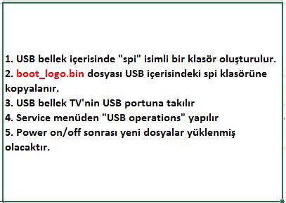 Boot-Up-Logo-Yukleme-8 VESTEL, 17MB110, YAZILIM, YÜKLEME, TALİMATI, MAİNBOARD, ANAKART, ŞASE