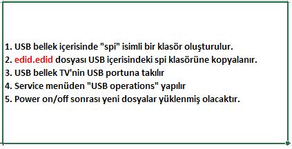 EDID-Dosyasi-Yukleme-5 VESTEL, 17MB97, YAZILIM, YÜKLEME, TALİMATI, MAİNBOARD, ANAKART, ŞASE
